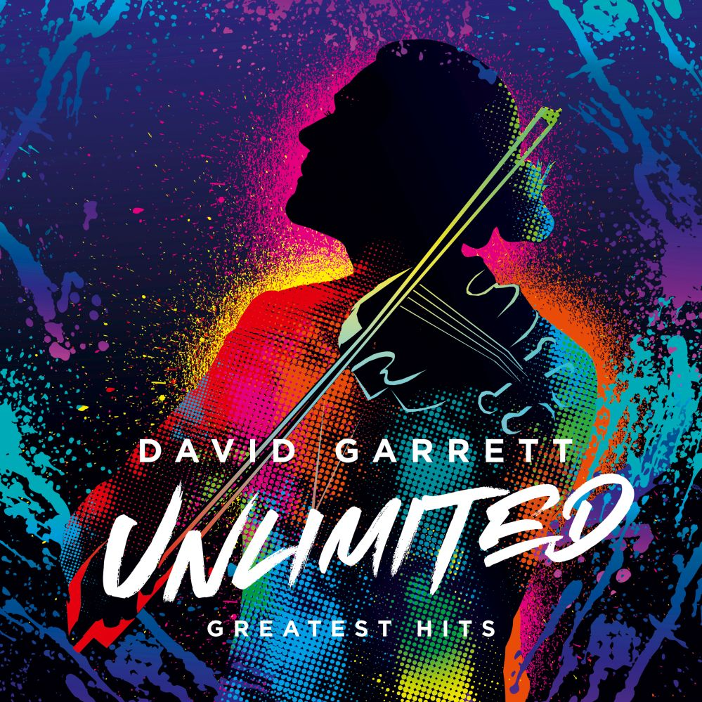 "David Garrett - ""Unlimited – Greatest Hits"" (Polydor/Universal)"