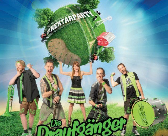 """Die Draufgänger - """"#Hektarparty"""" (Electrola/Universal)"""