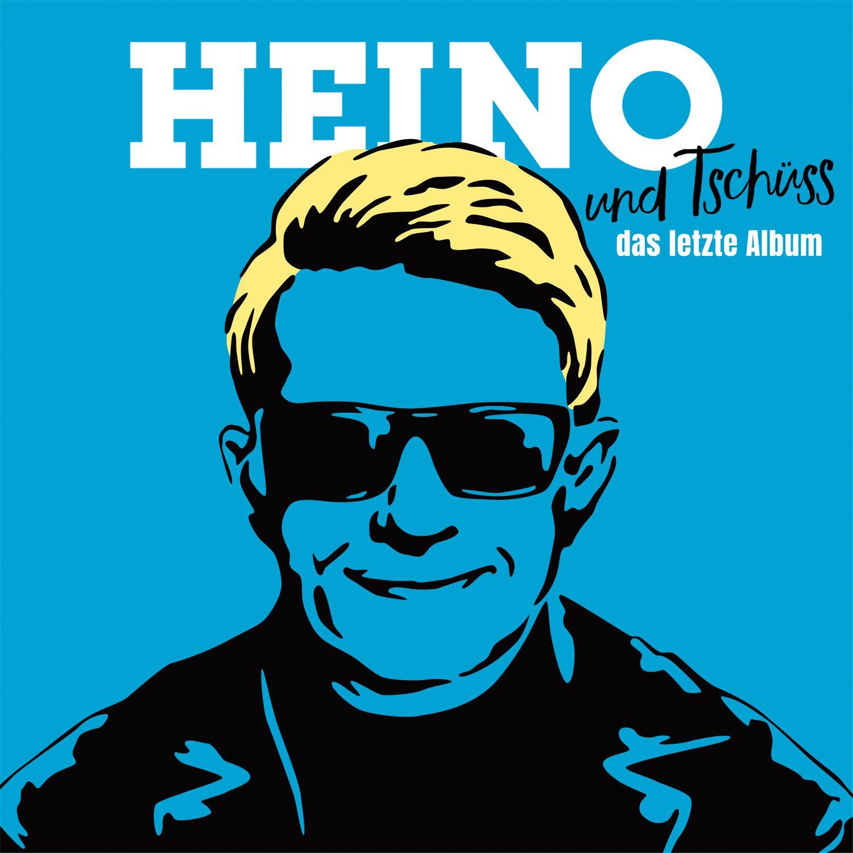 """Heino – """"Und Tschüss (Das Letzte Album)"""" (Sony Music)"""