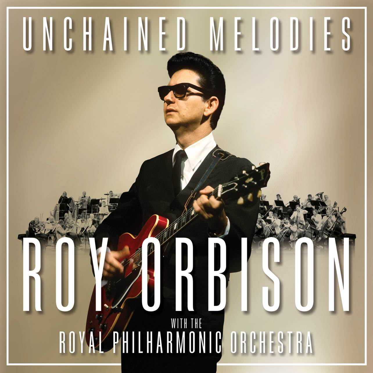 "Roy Orbison with the Royal Philharmonic Orchestra - ""Unchained Melodies"" (Legacy Recordings/Sony Music)"