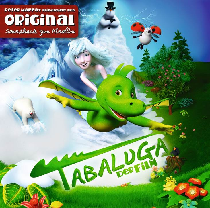 "Various Artists - ""Tabaluga – Der Film (OST)"" (RCA/Sony Music)"