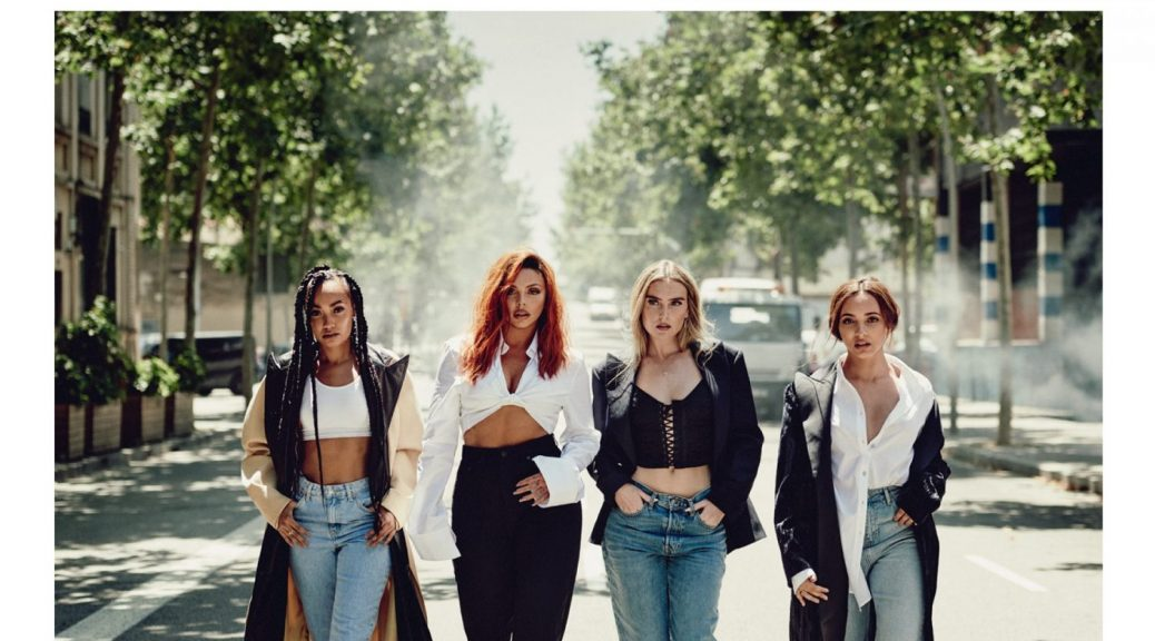 "Little Mix – ""LM5"" (SYCO Music/Sony Music)"