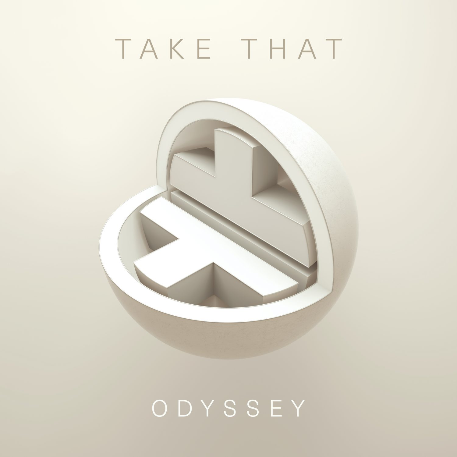"Take That - ""Odyssee"" (Polydor/Universal)"