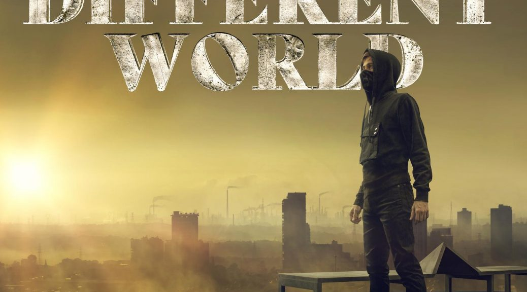 "Alan Walker - ""Different World"" (Sony Music)"