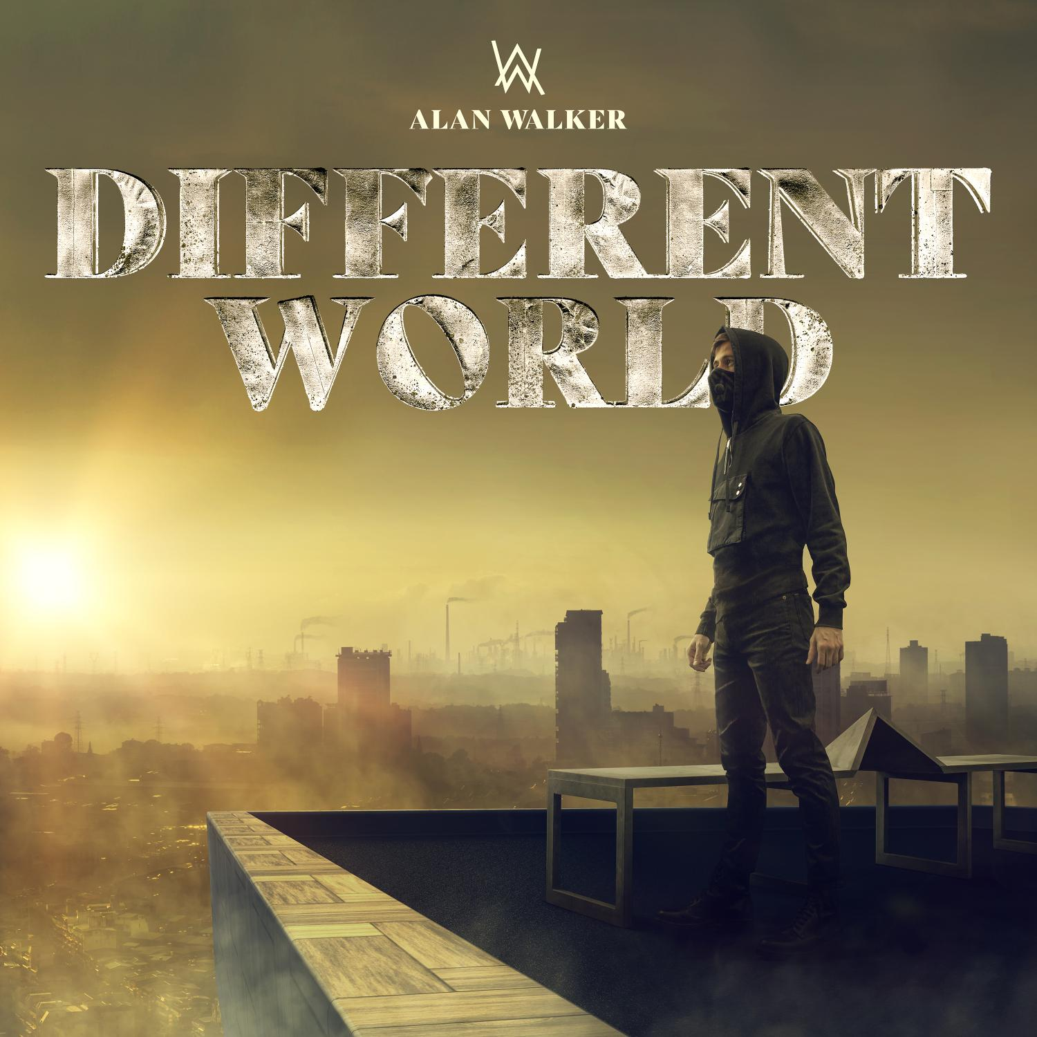 "Alan Walker - ""Different World"" (Sony Music)"