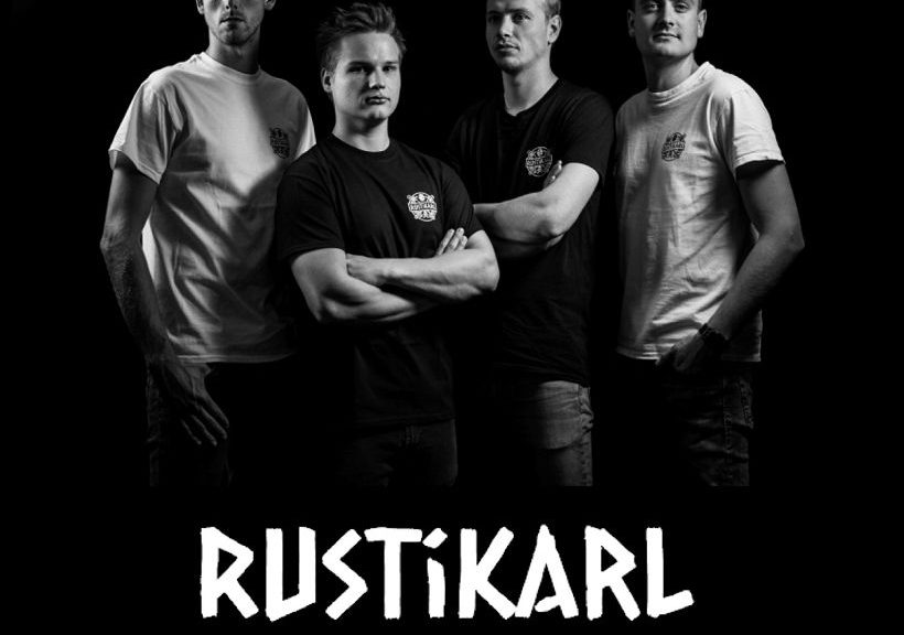 "RUSTiKARL - ""Therapie"" (Langstrumpf Records/Cargo)"