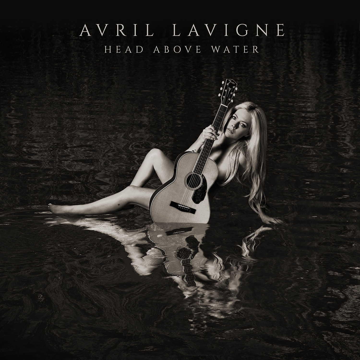 "Avril Lavigne - ""Head Above Water"" (BMG Rights Management/Warner)"