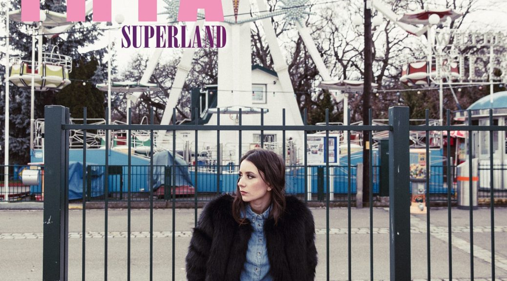 "Pippa - ""Superland"" (Lotterlabel/Sony Music)"