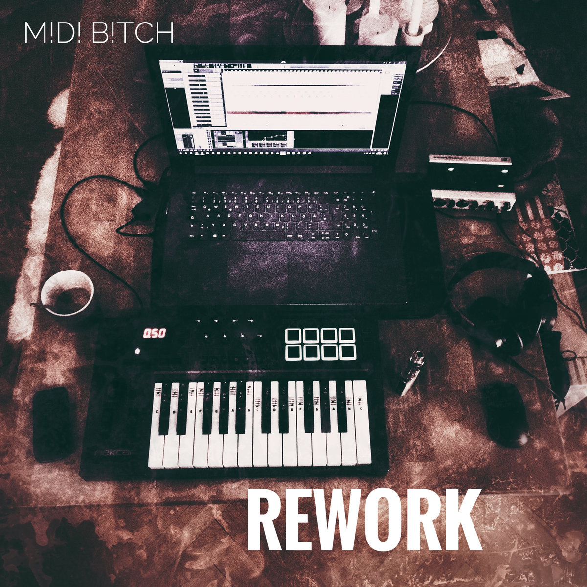 REWORK by MiDi BiTCH - Cover
