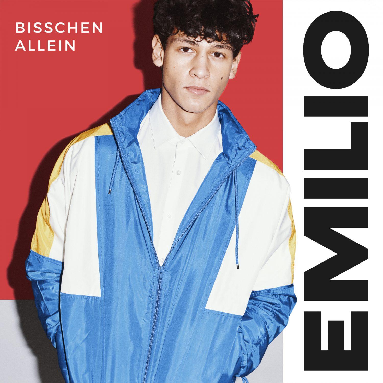 """Emilio - """"Bisschen Allein"""" (Jive Germany)"""