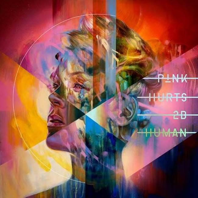 """P!NK - """"Hurts 2B Human"""" (RCA/Sony Music)"""