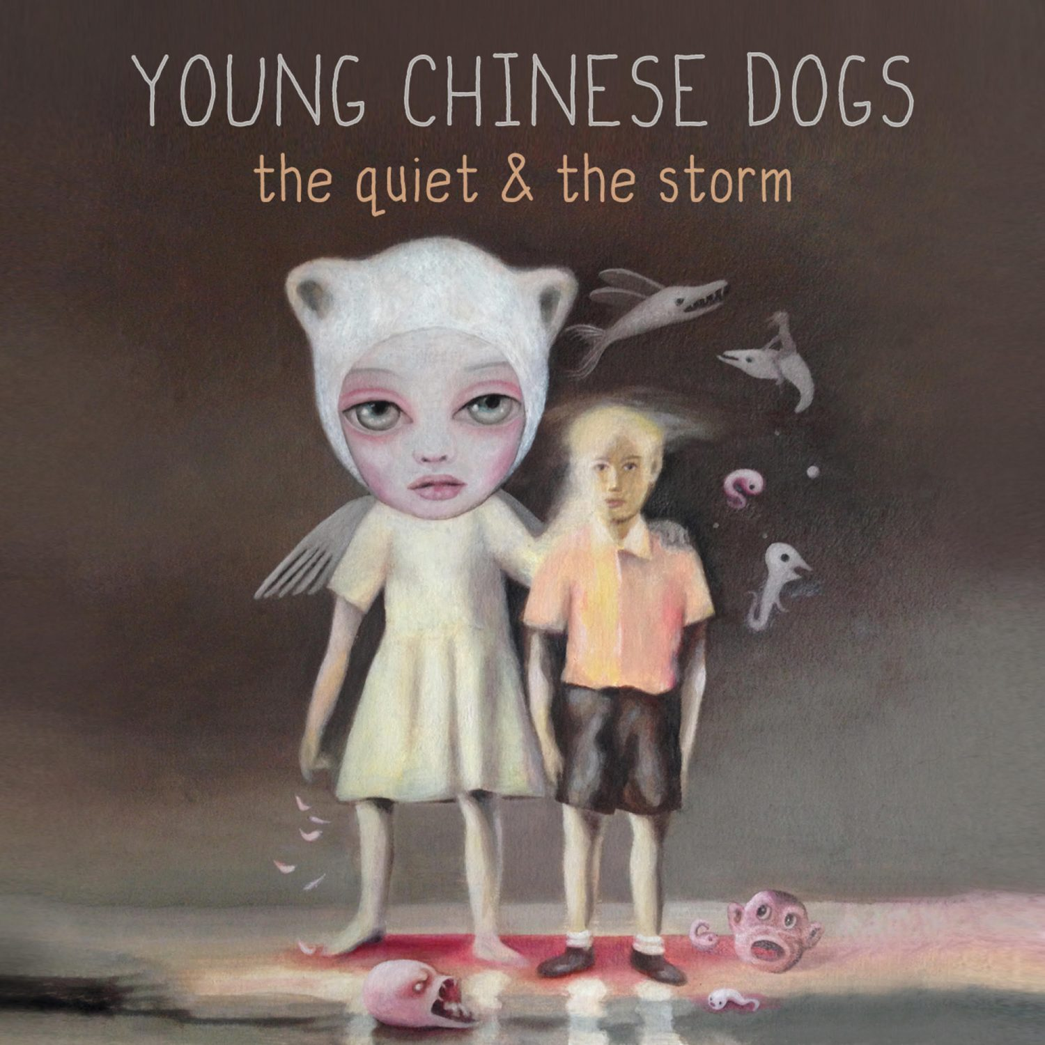 "Young Chinese Dogs - ""The Quiet And The Storm"" (Motor Entertainment/Edel)"