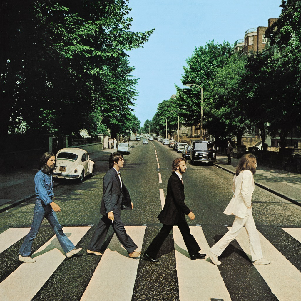 "The Beatles - ""Abbey Road – 50th Anniversary"" (Apple/Universal Music)"