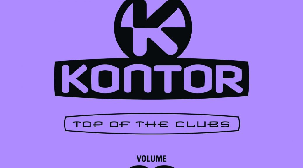 "Various Artists – ""Kontor Top Of The Clubs Vol. 83"" (Kontor Records)"