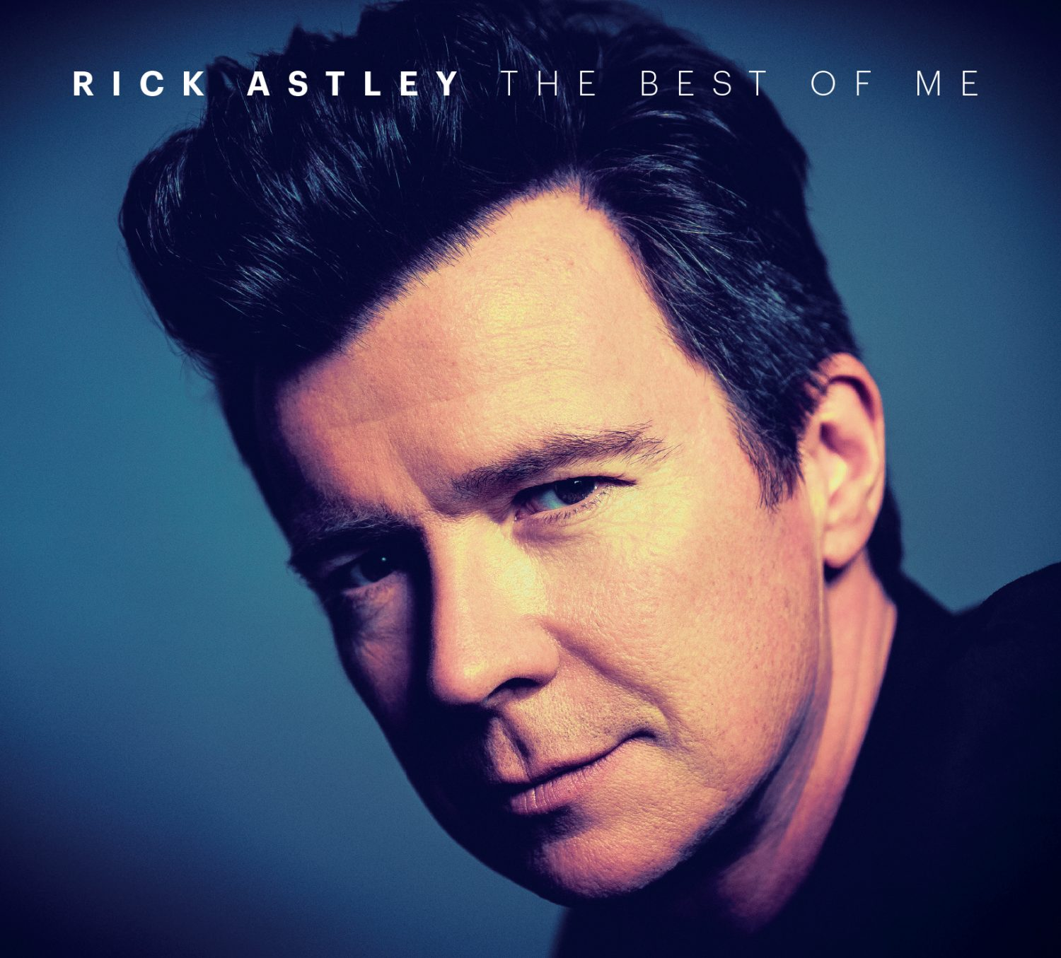 "Rick Astley - ""The Best Of Me"" (BMG Rights Management/Warner)"