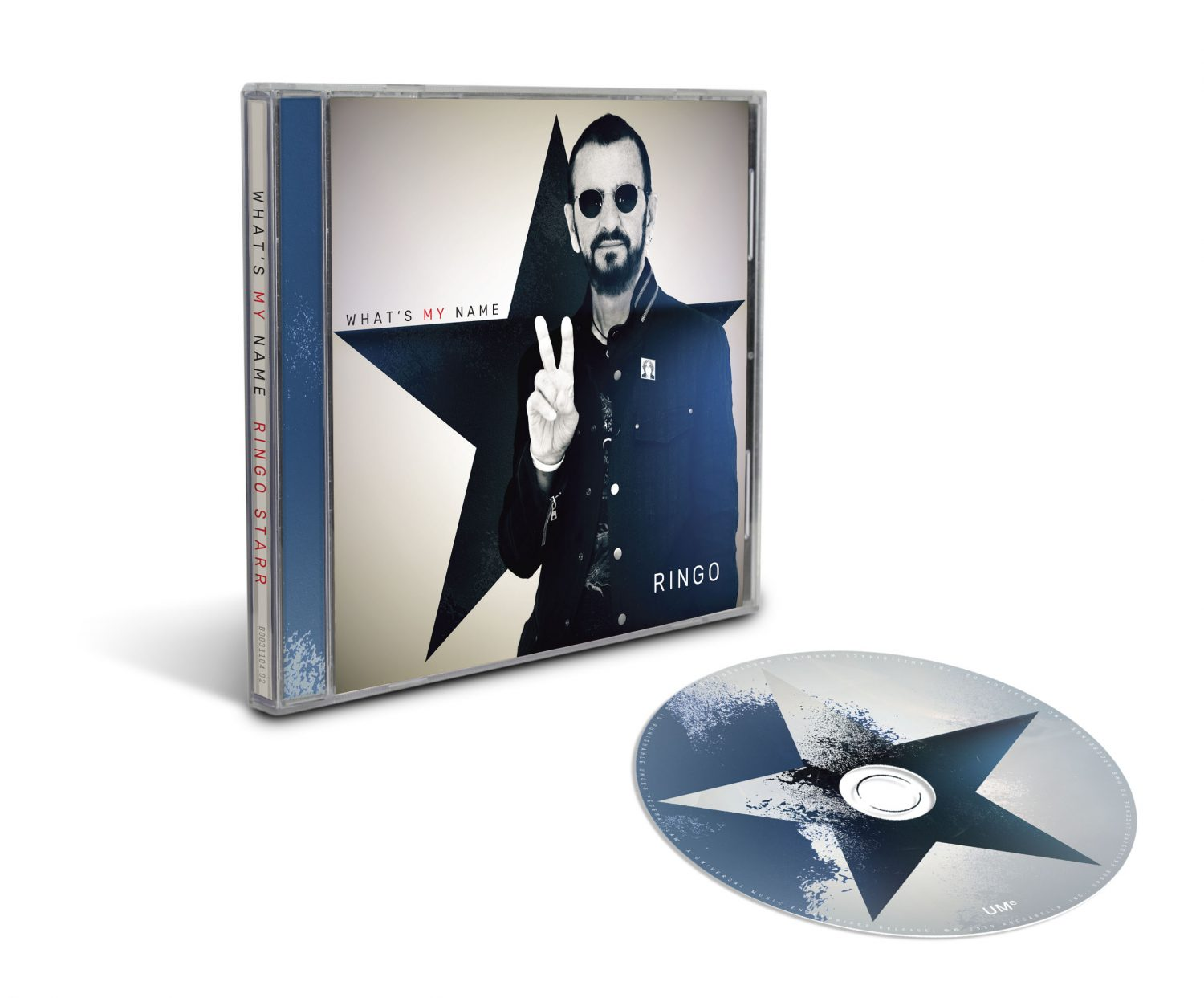 "Ringo Starr - ""What´s My Name"" (Universal)"
