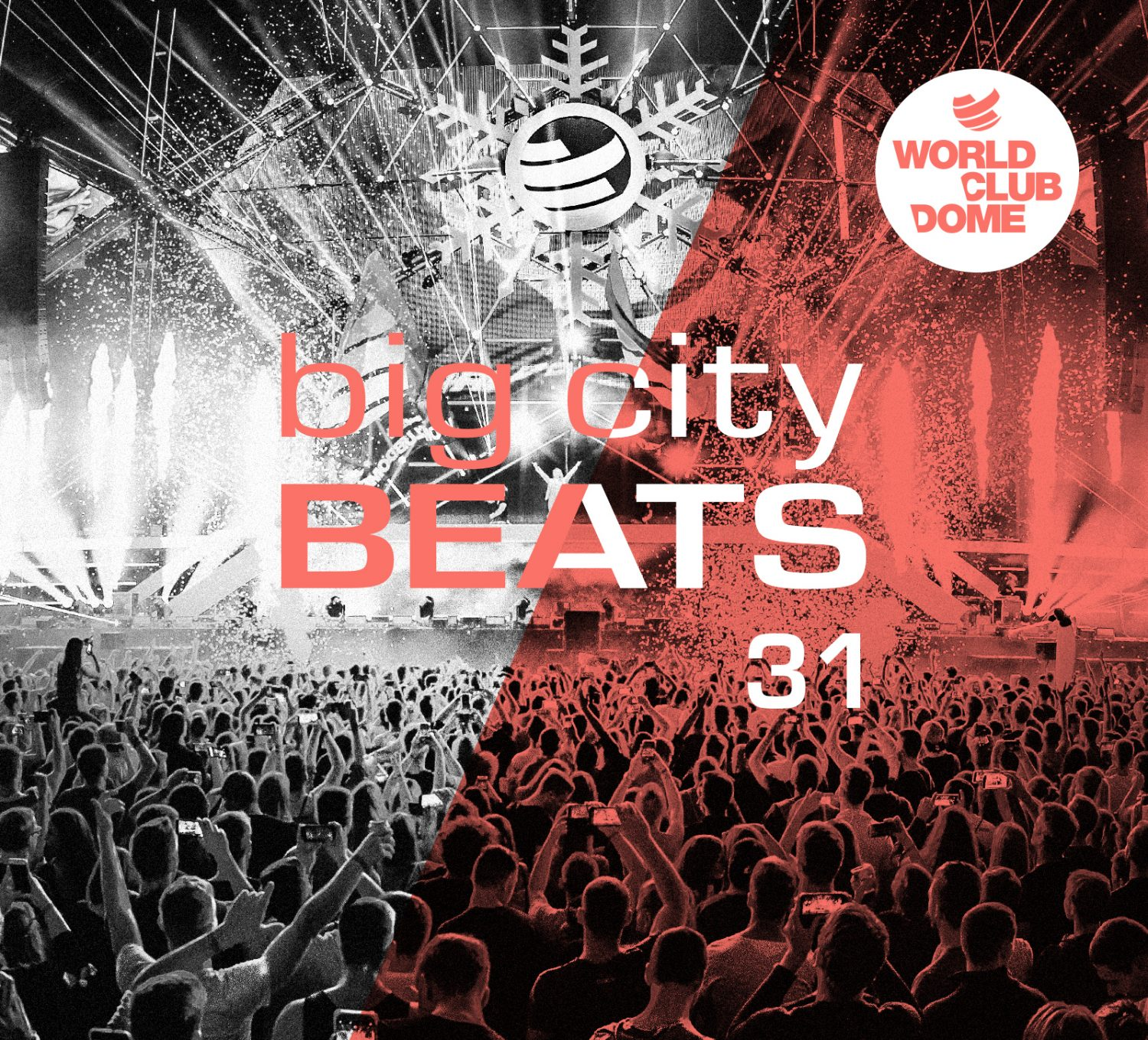 "Various Artists - ""BigCityBeats WORLD CLUB DOME 2020 Winter Edition"" (Big City Beats/Kontor Records/Edel)"