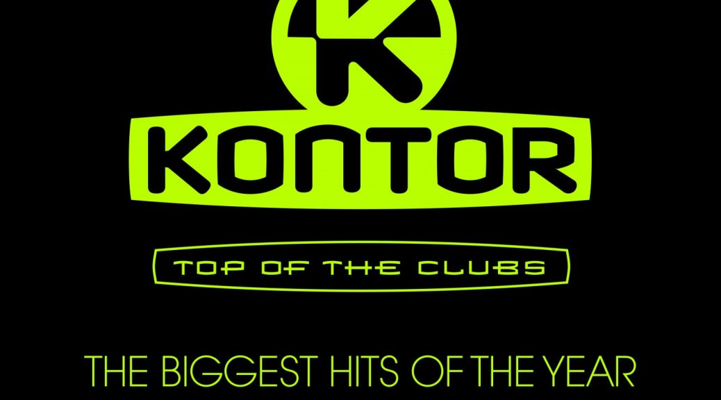 "Various Artists - ""Kontor Top Of The Clubs – The Biggest Hits Of The Year MMXIX"" (Kontor Records)"