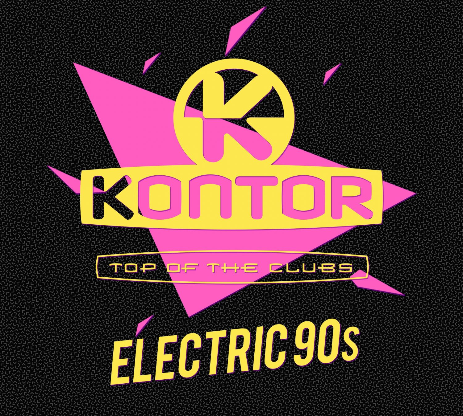 "Various Artists - ""Kontor Top Of The Clubs – Electric 90s"" (Kontor Records)"