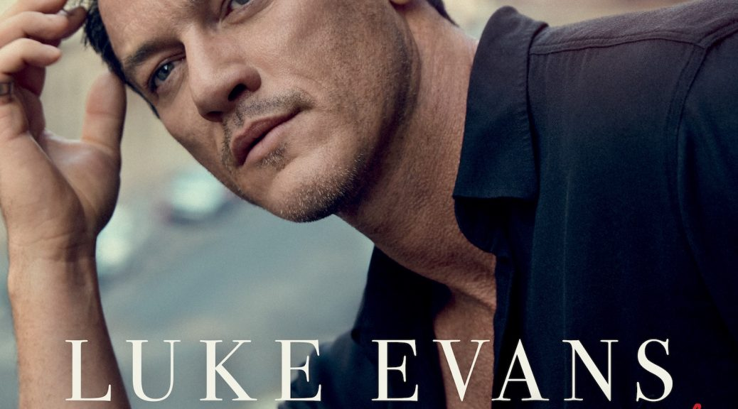 "Luke Evans - ""At Last"" (BMG Rights Management)"