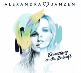 """Alexandra Janzen - """"Erinnerung an die Zukunft"""" (recordJet)"""