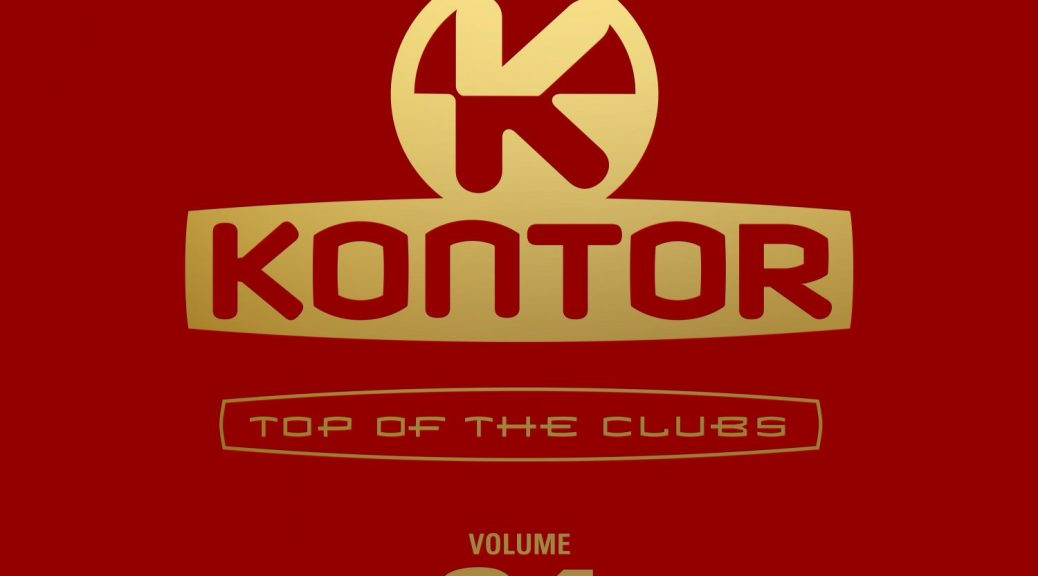 "Various Artists – ""Kontor Top Of The Clubs Vol. 84"" (Kontor Records)"