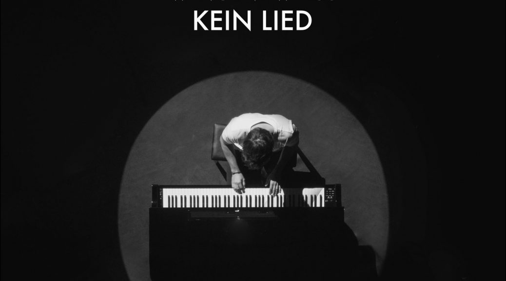 "Wincent Weiss - ""Kein Lied"" (Vertigo Berlin/Universal)"
