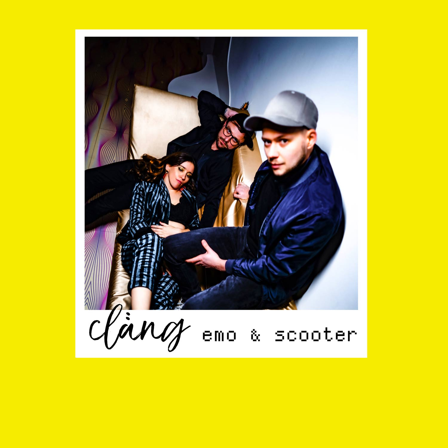 "CLÄNG - ""Emo & Scooter"" (Single - ZUCKAR/Filter Music Group)"