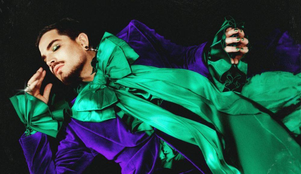 "Adam Lambert - ""Velvet"" (Empire/Alive)"