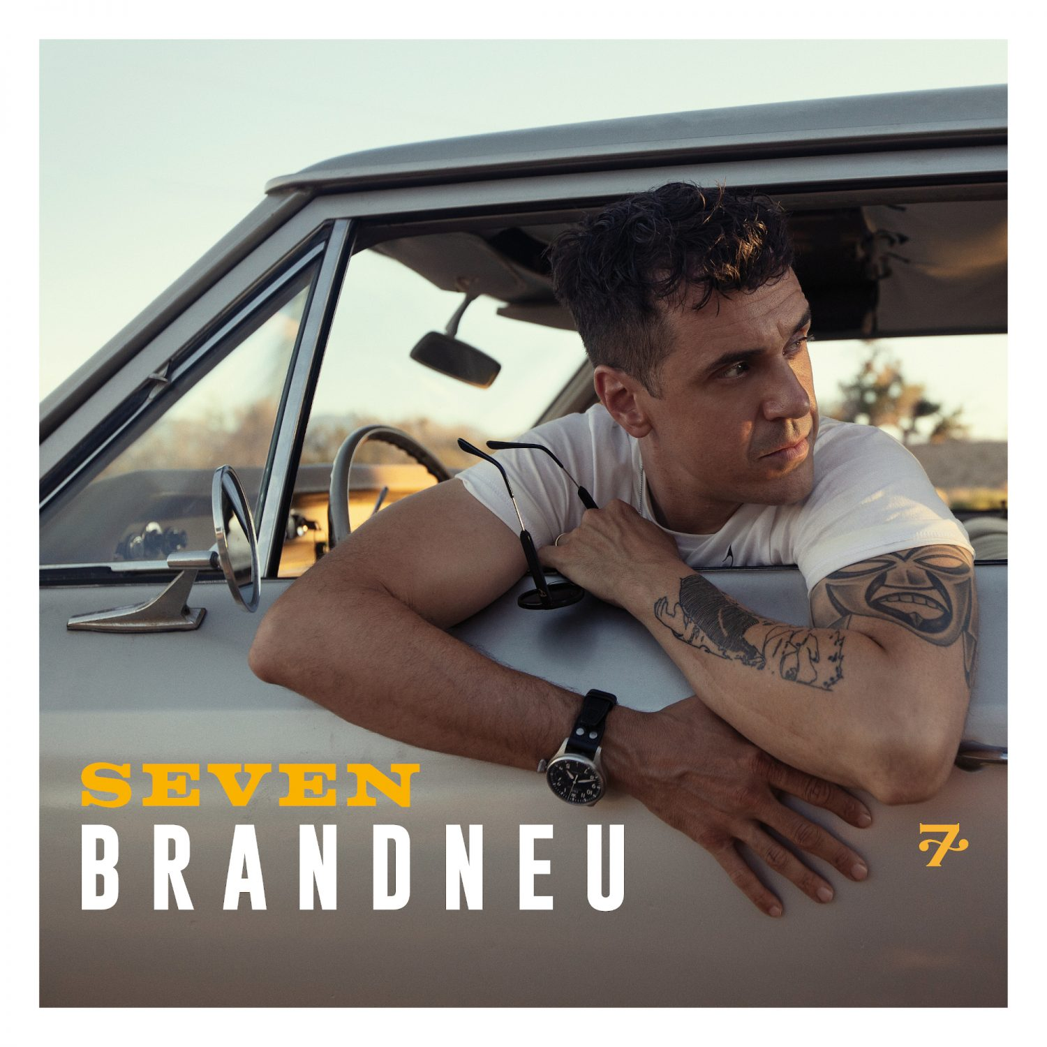 "SEVEN - ""Brandneu"" (Sevenmusic Records/The Orchard/Sony Music)"