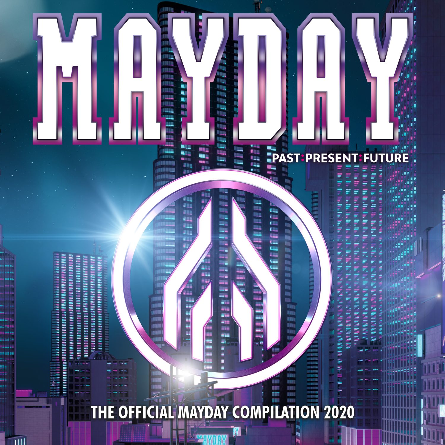 "Various Artists - ""Mayday 2020 – Past:Present:Future"" (Kontor/Edel)"