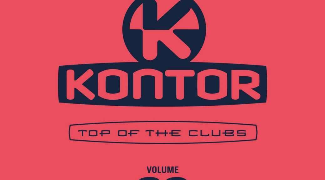 VARIOUS ARTISTS - KONTOR TOP OF THE CLUBS VOL. 89