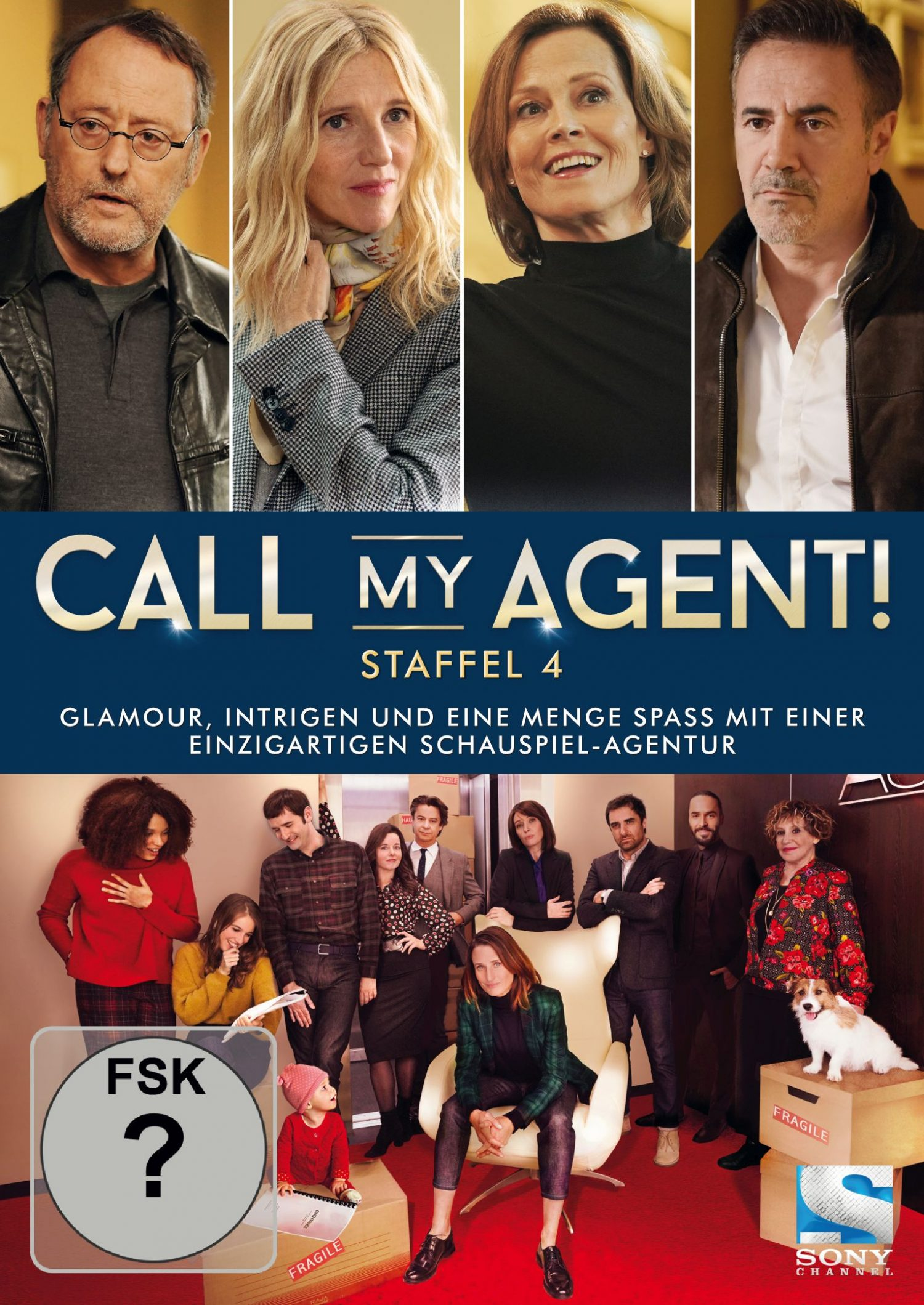 Call my Agent! 4. Staffel
