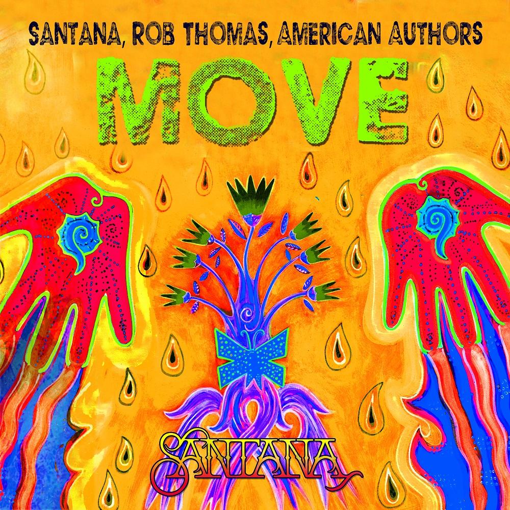 "Carlos Santana ""Move"""