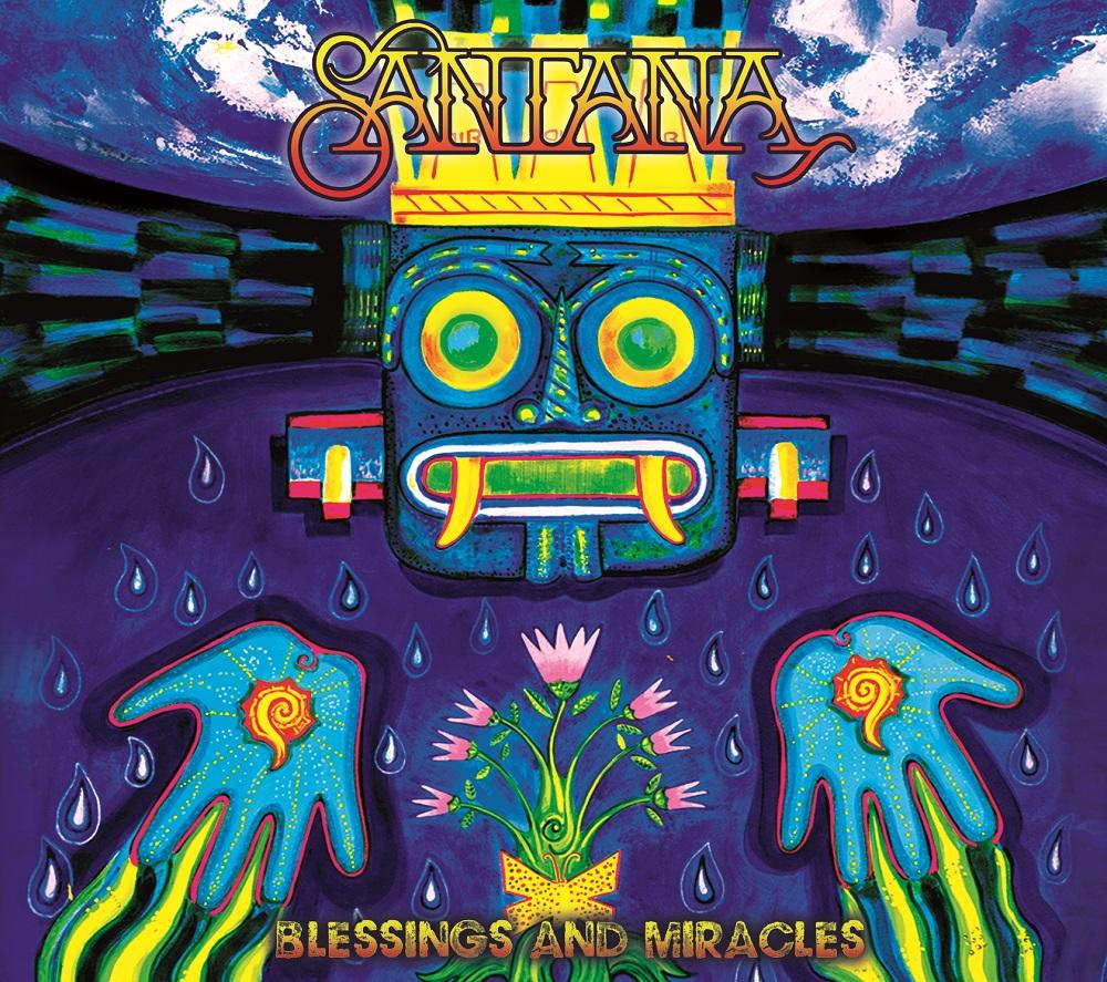 """Santana """"Blessings And Miracles"""""""