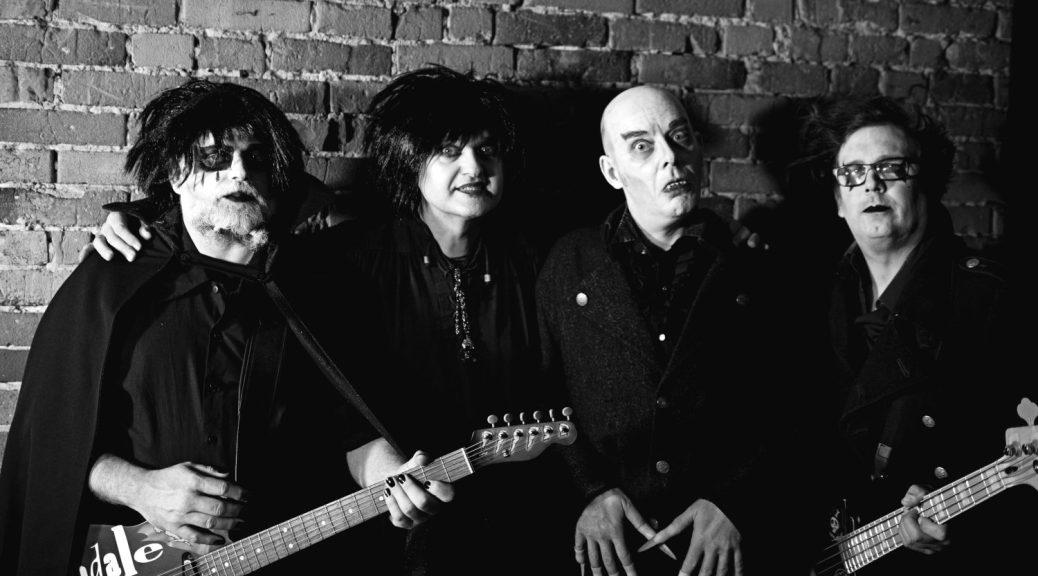 Randale sind (v.l.n.r.): Marc Jürgen – Gitarre, Jochen Vahle – Gesang, Garrelt Riepelmeier – Schlagzeug, Christian Keller – Gitarre, Bass