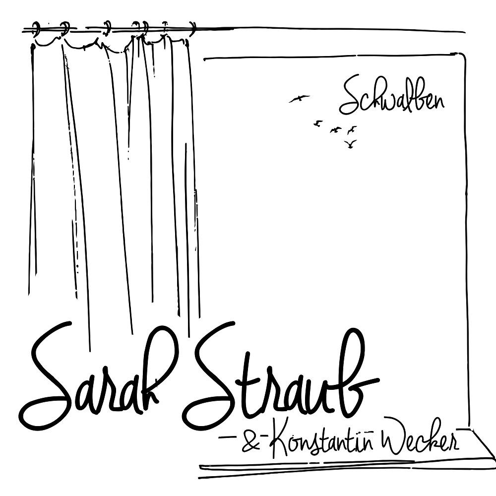 """""""Schwalben"""" – neue Single von Sarah Straub und Konstantin Wecker"""