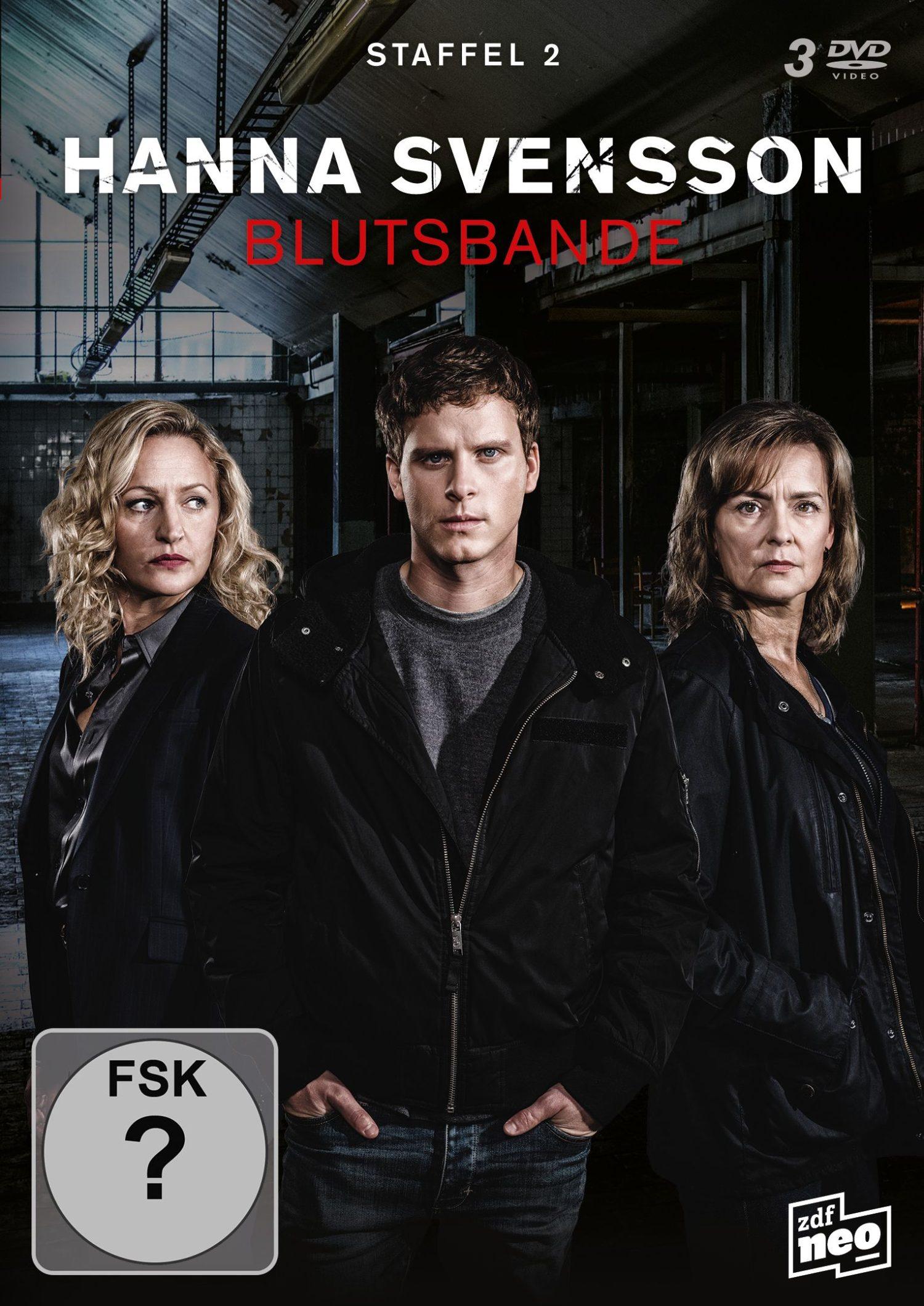 Vorab-DVD-Cover Hanna Svensson - Blutsbande 2